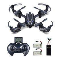 Hasakee RC Quadcopter Drohne mit 720P HD kamera 6-Achsen-Gyro im Vergleich
