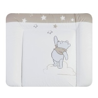 Julius Zöllner 2220125000 Wickelauflage Softy, Gr. 75/85 cm, Disney - Pooh mein Stern
