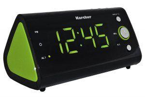Normale Wecker sind Alternativen zum Radiowecker.