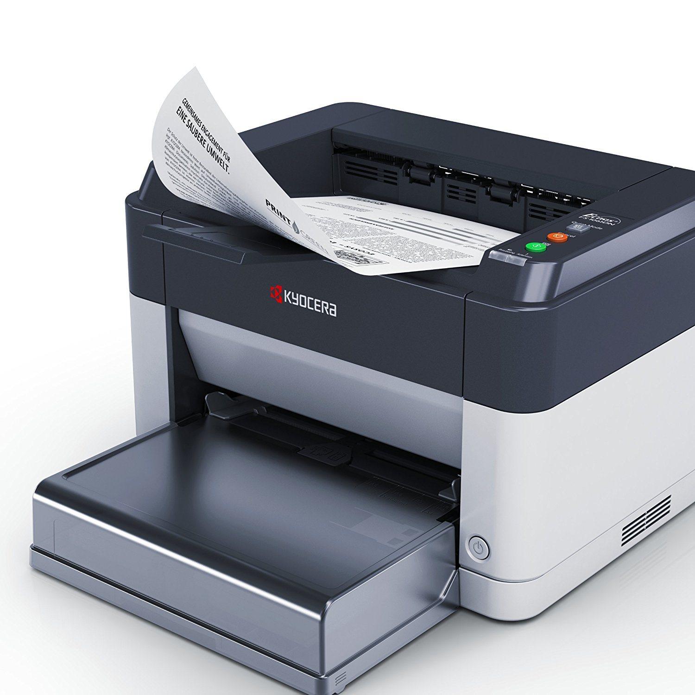 Kyocera Ecosys FS-1061DN SW-Laserdrucker Drucken, 1.200 dpi