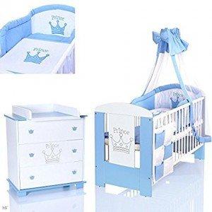 GREYSTARS Babyzimmer Komplett-Set