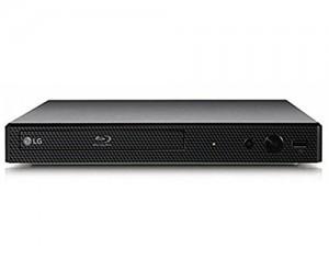 LG BP250 Blu-ray Player (Upscaler 1080p, USB) schwarz