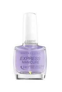 Maybelline New York Make-Up Nailpolish Express Manicure Nagellack Ultra Strong 3 in 1