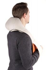 MemoryStar MG500 Nackenmassagegerät mit Shiatsu-Technik und Klopfmassage