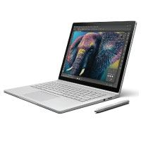 Microsoft Surface Book 34,29 cm (13,5 Zoll) (Intel Core i7, 1 TB SSD, NVIDIA, GeForce, Win 10 Pro)
