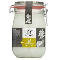 Das Ölmühle Solling Bio Kokosöl im Bügel-Glas 1000ml ist der Vergleichssieger.