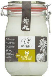 Die Ölmühle Solling stehlt qualitativ sehr hochwertiges Kokosöl her.