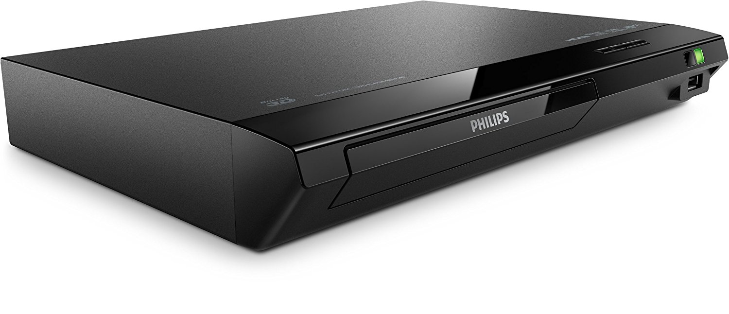 Philips BDP219012 3D Blu-ray Disc-DVD-Player