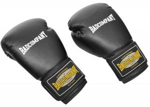 Profi Box-Set inkl. Canvas Boxsack 100 x 30cm gefüllt, Vierpunkt-Stahlkette und PU Boxhandschuhe White Tiger