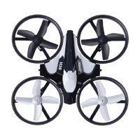 SGILE Mini UFO Quadrocopter Drone 2.4 G 4CH 6-Achse Kopflos Modus mit Fernbedienung Kindergeschenk