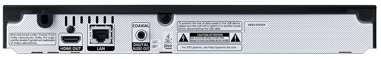 Samsung BD-J5500 3D Blu-ray Player