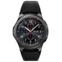 Samsung SM-R760NDAADBT Gear S3 Smartwatch Test