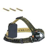Sensor CREE XP-E R3 LED Stirnlampe, Sehr leicht, Wasserfest, leicht und bequem