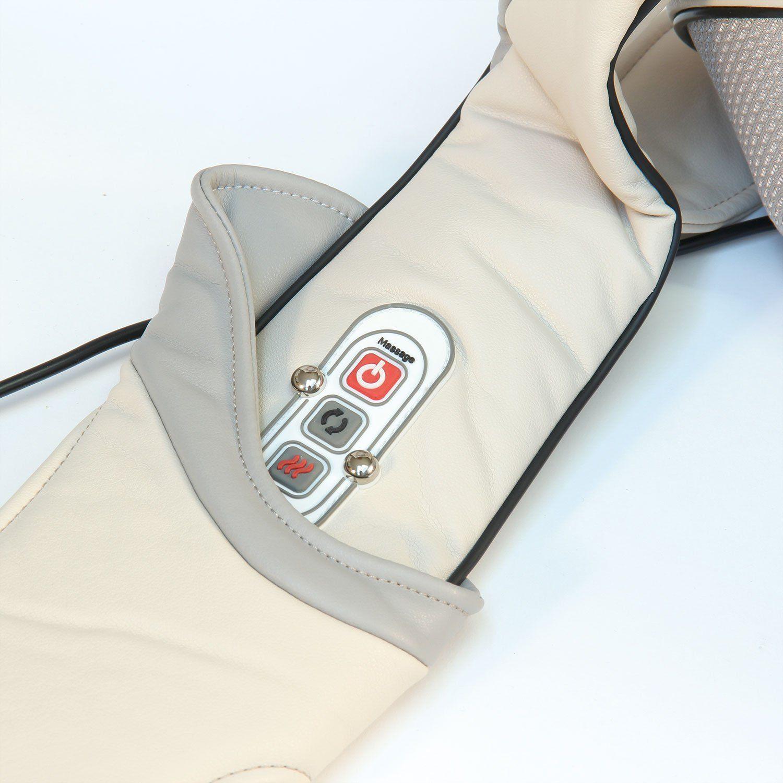 Shiatsu Massagegerät multifunktional Schalter