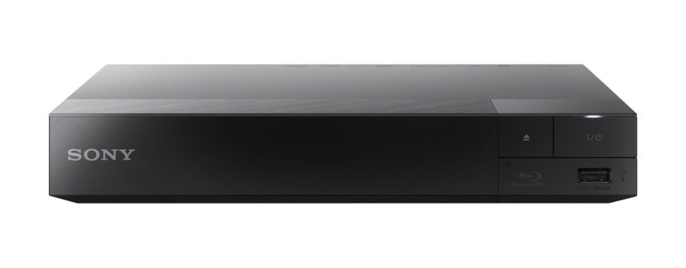 Sony BDP-S4500 Blu-ray Player (Super Quick Start, 3D und Sony Entertainment Network, 3D Upscaling) schwarz