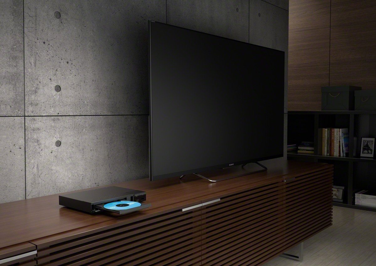 Sony BDP-S4500 Blu-ray Player (Super Quick Start, 3D und Sony Entertainment Network, 3D Upscaling)
