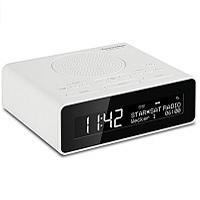 Der TechniSat DigitRadio 51 (DAB+/UKW Uhrenradio, Radiowecker hat den 2. Platz.