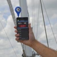 Wetter Flow Smartphone Anemometer Meter