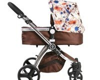 infantastic KBKW01happyflower Kombi-Kinderwagen
