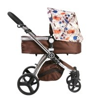 infantastic KBKW01happyflower Kombi-Kinderwagen