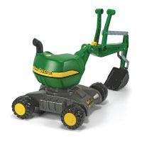 Rolly Toys 421022 rollyDigger John Deere