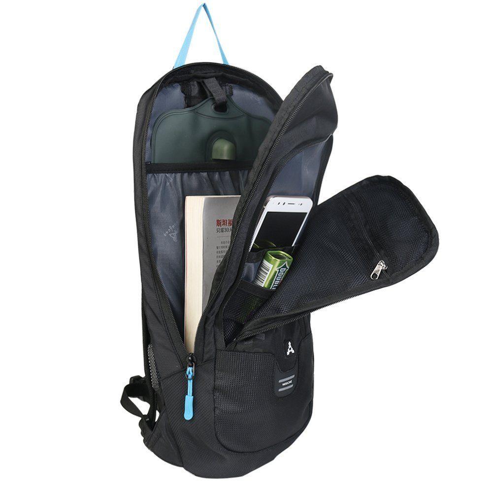 10L Kleiner Fahrradrucksack Trinkrucksack Wasserdicht Rucksäcke Reisetasche Für Wandern Klettern Fahrradfahren Fahrradrucksack.