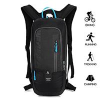 10L Kleiner Fahrradrucksack Trinkrucksack Wasserdicht Rucksäcke Reisetasche Für Wandern Klettern Fahrradfahren Fahrradrucksack
