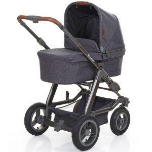 ABC Design Kombi-Kinderwagen Set Viper 4 – Komplettset, inkl. Baby-Tragewanne für Neugeborene
