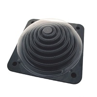AquaForte Solar Heizung 60x60x28cm, Inhalt 6l - Verlängern Sie Ihre Schwimmbadsaison!