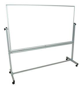 Beidseitig mobiles Magnet-Whiteboard (180cm x 100cm)