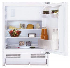 Der Beko BU 1152 Einbaukühlschrank hat eine Abtauautomatik.