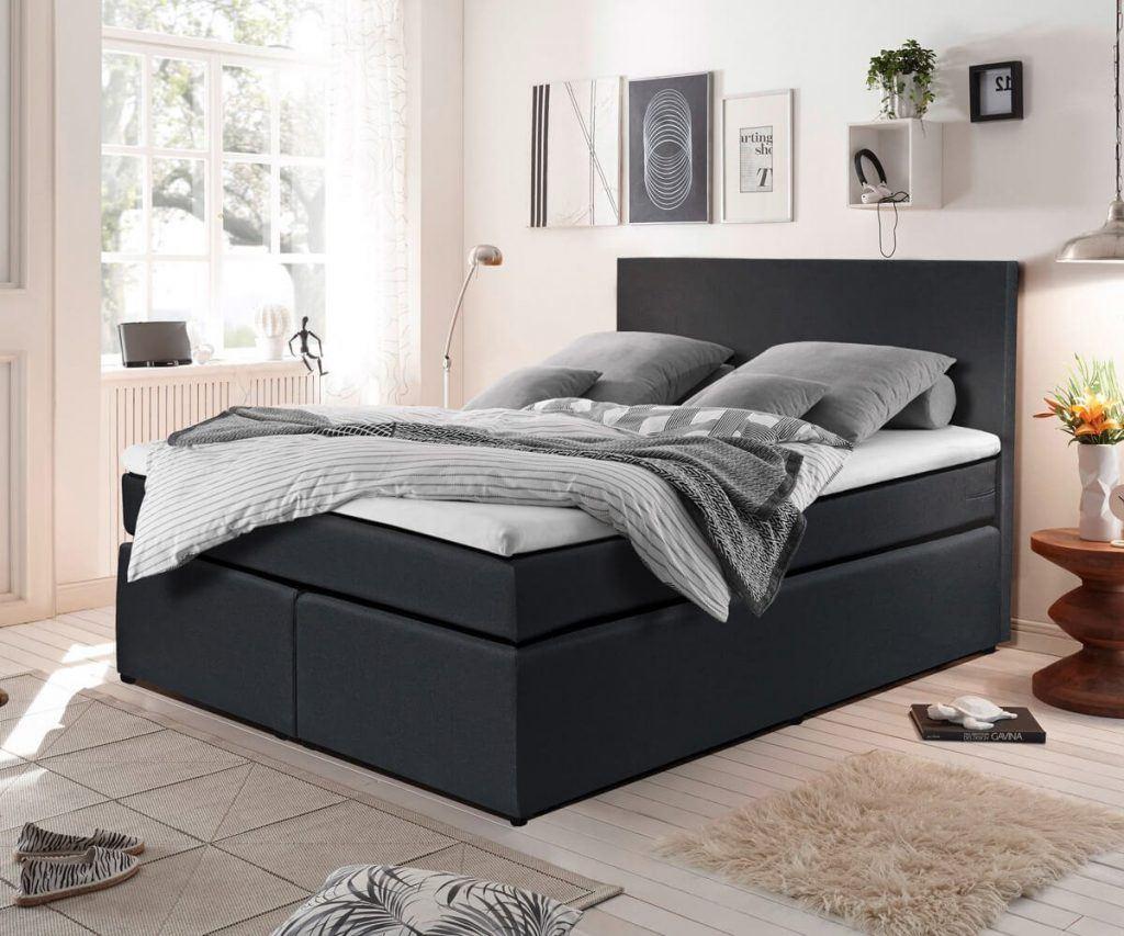 h ffner boxspringbetten im aktuellen test alle vor und nachteile. Black Bedroom Furniture Sets. Home Design Ideas