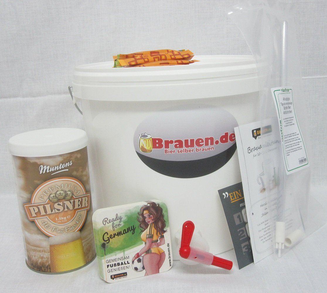 Bierbrauset Premium Pilsner