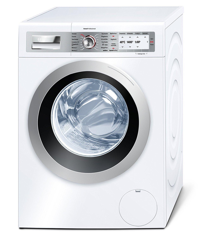 Bosch WAY28742 Home Professional Waschmaschine Frontlader in der Frontansicht
