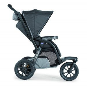 Chicco Trio-System Activ3 Top Kit Car mit Babyschale