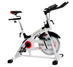 Spinning Bike von Christopeit in der Seitenansicht