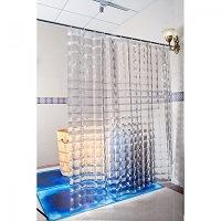 Der Duschy Duschvorhang 3D- Transparent hat Platz 3.
