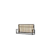 Einzel-WANDBETT-(Quer)-90x200-(Klappbett,-Schrankbett,-Gästebett,-Funktionsbett)-Horizontal-90cm-x-200cm-WALLBEDKING-Classic