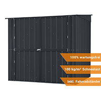 Globel Industries Metallgerätebox