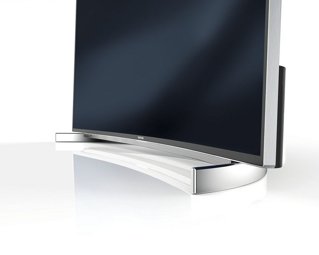 Grundig Fine Arts FLX 9591 SP 139 Cm 55 Zoll Curved Fernseher Ultra HD Triple Tuner 3D Smart TV Energieklasse B 1
