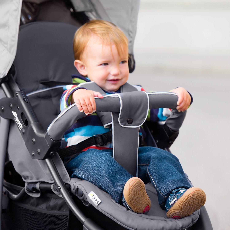 Hauck 312193 Reisesysteme Viper SLX Trioset Inklusive Wanne, Zero Plus Baby
