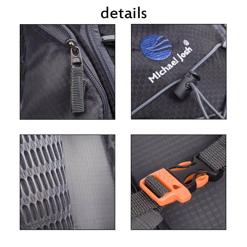 Hydration Rucksack Trinkrucksack12L Mit Trinkblase2L PackTrinksystem Backpack Ideal Für MTB Fahrrad Radfahren Wandern Laufen Camping Für Reisen Klettern Outdoor Sports