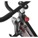 Spinning Bike Indoor Cycling Fahrrad Ansicht der Verstellbarkeit