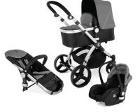 Kinderwagen-Set-MAGICA-mit-Babyschale-3-in-1-Kombi-Kinderwagen-Anthrazit