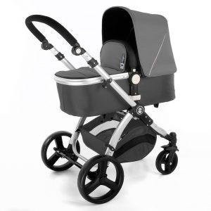 Kinderwagen Set MAGICA mit Babyschale
