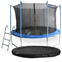 Das Kinetic Sports Outdoor Das Gartentrampolin Komplett-Set im Test