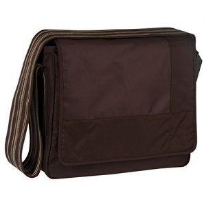 Lässig Casual Messenger Bag Wickeltasche
