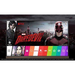LG OLED55C6D 139 cm (55 Zoll) Curved OLED Fernseher (Ultra HD, Dual Triple Tuner, Smart TV, 3D plus) [Energieklasse B] SMART