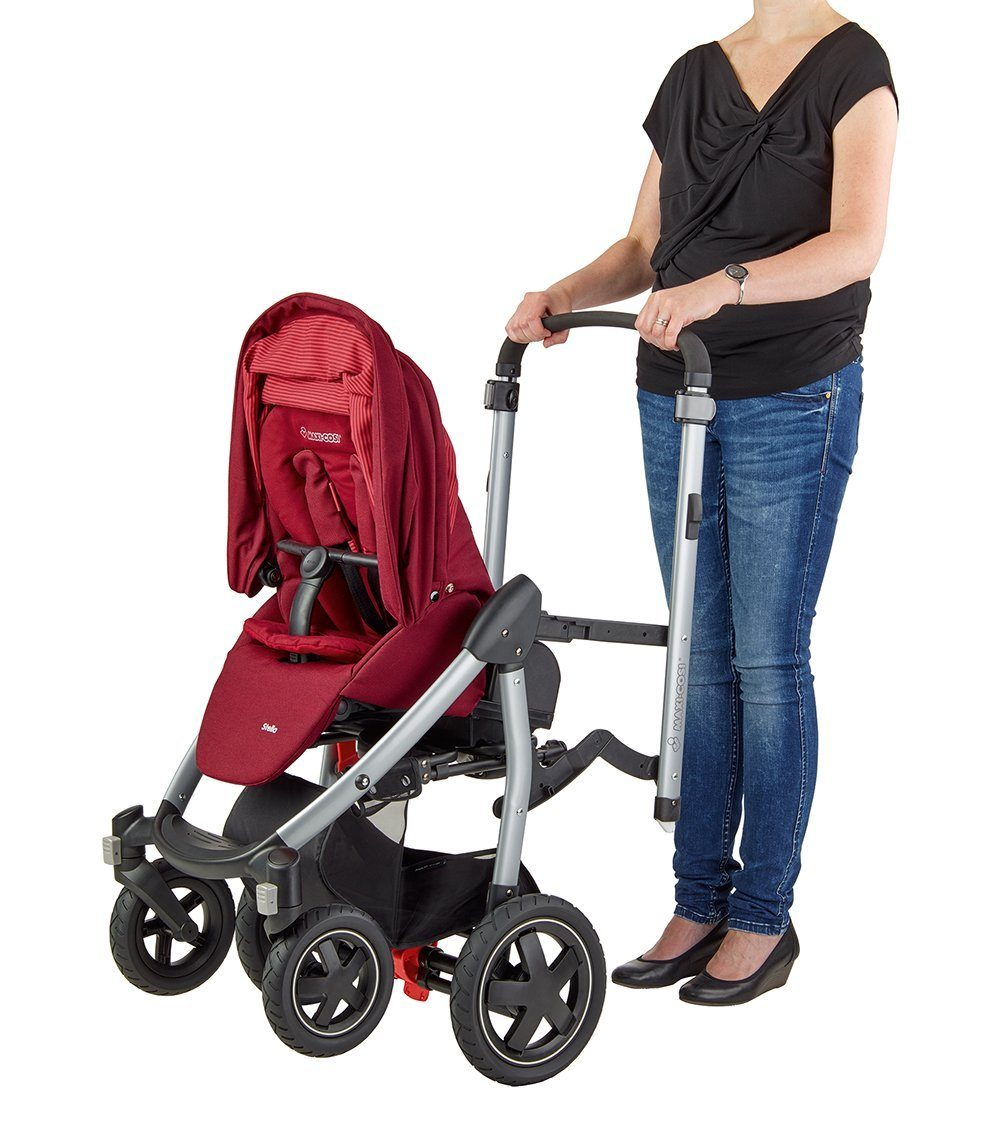 maxi cosi kinderwagen expertentesten. Black Bedroom Furniture Sets. Home Design Ideas
