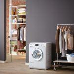 Miele WDA 110 WCS Waschmaschine Frontlader
